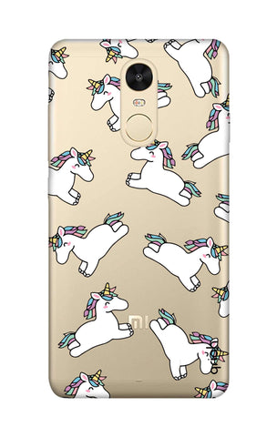 Jumping Unicorns Xiaomi RedMi Note 4 Cases & Covers Online