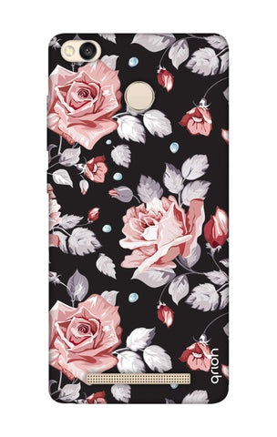 Shabby Chic Floral Xiaomi 3S Prime Cases & Covers Online
