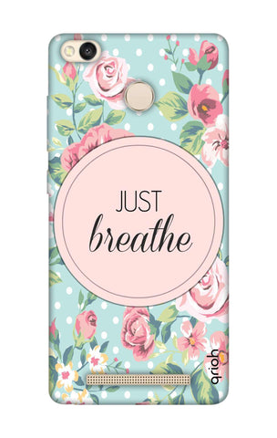 Vintage Just Breathe Xiaomi 3S Prime Cases & Covers Online