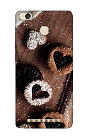 Heart Cookies Xiaomi 3S Prime Cases & Covers Online
