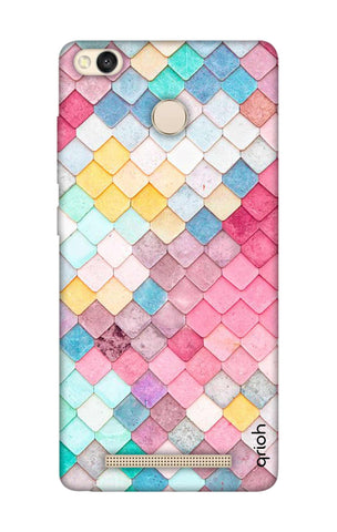 Colorful Pattern Xiaomi 3S Prime Cases & Covers Online
