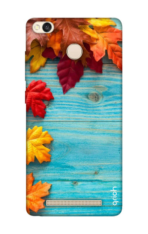 Fall Into Autumn Xiaomi 3S Prime Cases & Covers Online