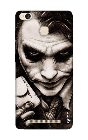 Why So Serious Xiaomi 3S Prime Cases & Covers Online