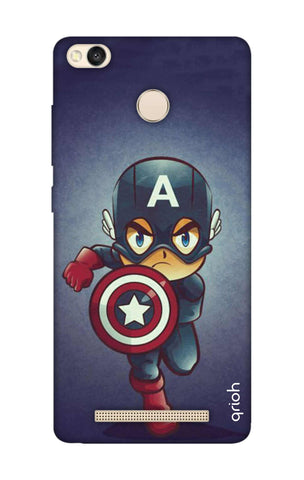Toy Capt America Xiaomi 3S Prime Cases & Covers Online