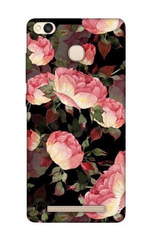 Watercolor Roses Xiaomi 3S Prime Cases & Covers Online