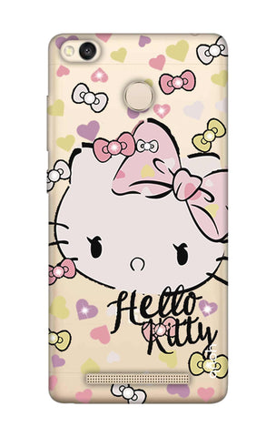 Bling Kitty Xiaomi 3S Prime Cases & Covers Online