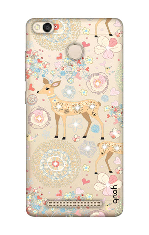 Bling Deer Xiaomi 3S Prime Cases & Covers Online