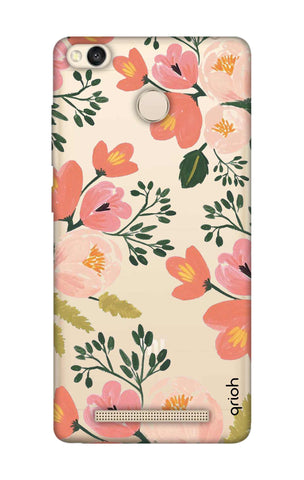 Painted Flora Xiaomi 3S Prime Cases & Covers Online