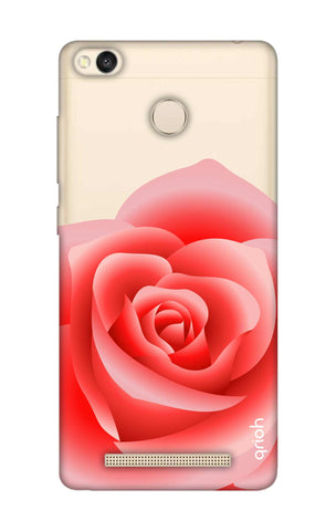 Peach Rose Xiaomi 3S Prime Cases & Covers Online