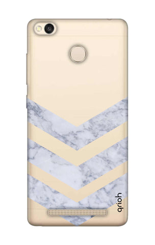 Marble Chevron Xiaomi 3S Prime Cases & Covers Online