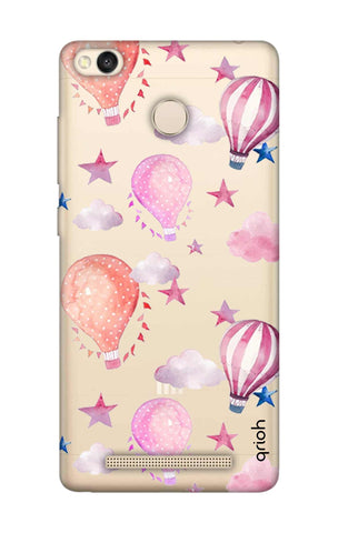 Flying Balloons Xiaomi 3S Prime Cases & Covers Online