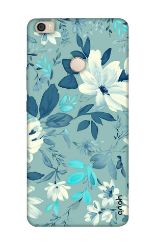 White Lillies Xiaomi Mi Max Cases & Covers Online
