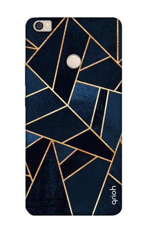 Abstract Navy Xiaomi Mi Max Cases & Covers Online