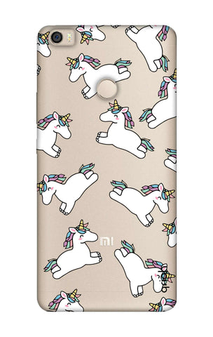 Jumping Unicorns Xiaomi Mi Max Cases & Covers Online