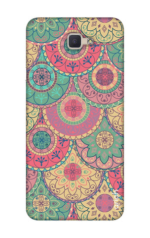 Colorful Mandala Samsung J7 Prime Cases & Covers Online