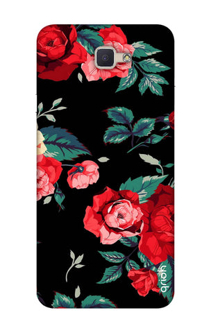 Wild Flowers Samsung J7 Prime Cases & Covers Online