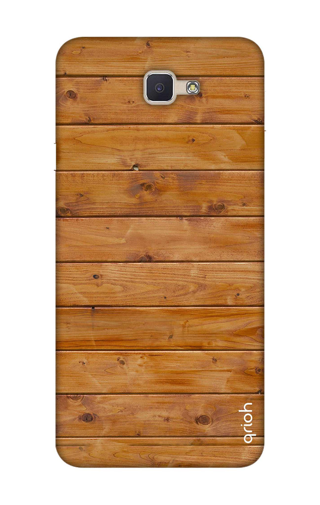 finest selection d3282 dcd8a Natural Wood Case for Samsung J7 Prime