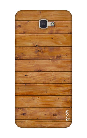 Natural Wood Samsung J7 Prime Cases & Covers Online