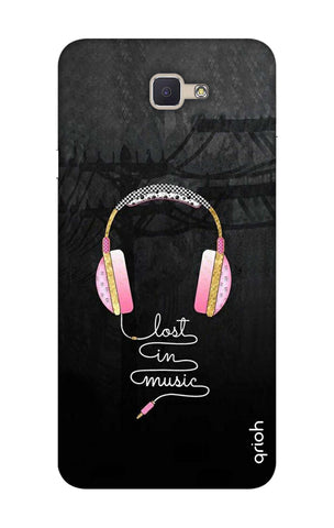 Lost In Music Samsung J7 Prime Cases & Covers Online