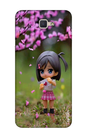 Cute Girl Samsung J7 Prime Cases & Covers Online