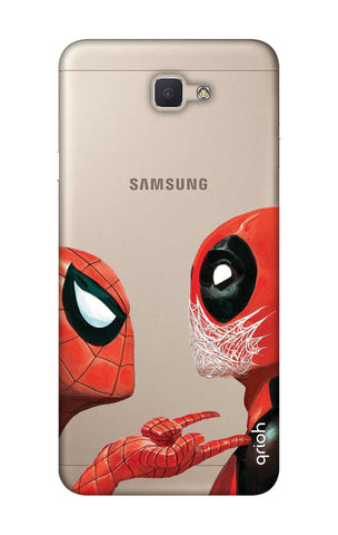 Sup Deadpool Samsung J7 Prime Cases & Covers Online