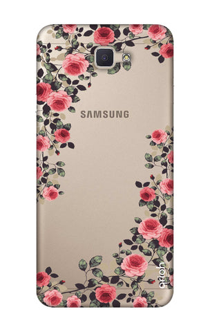 new arrivals 67ace 1b70c Floral French Case for Samsung J7 Prime