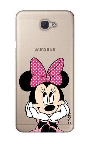 Minnie In Deep Thinking Samsung J7 Prime Cases & Covers Online