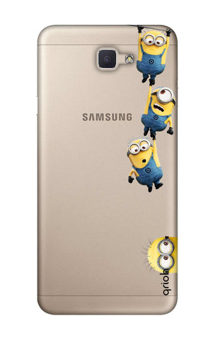 Falling Minions Samsung J7 Prime Cases & Covers Online