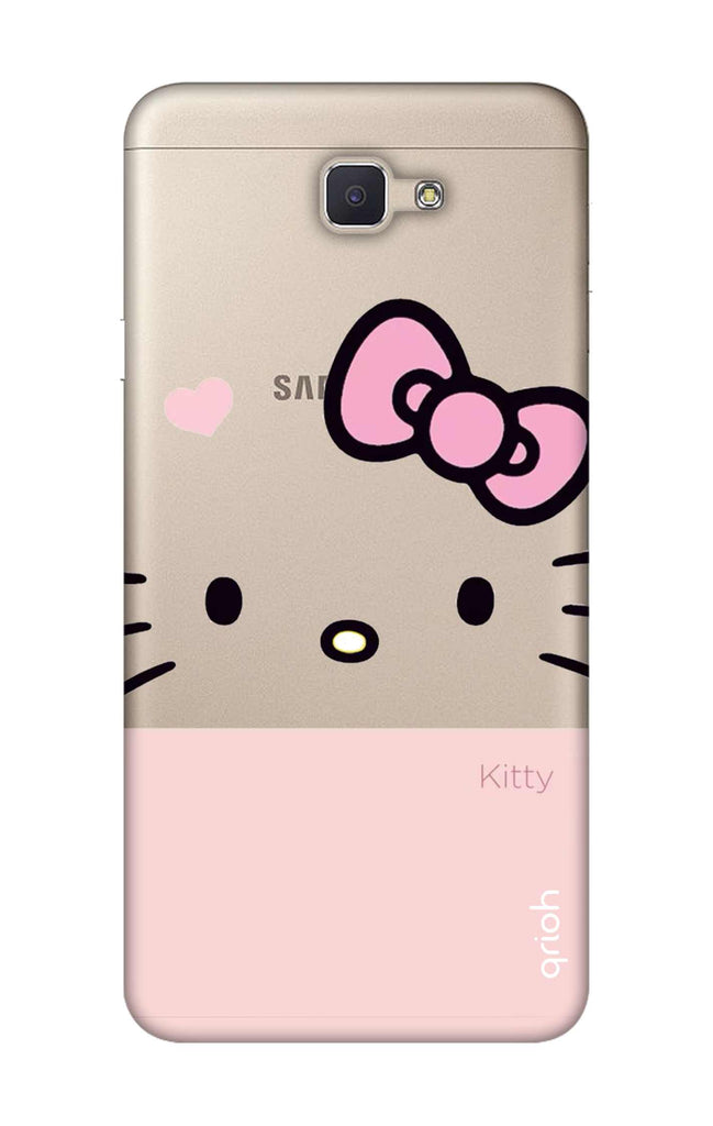 big sale a9b62 bcf23 Hello Kitty Case for Samsung J7 Prime
