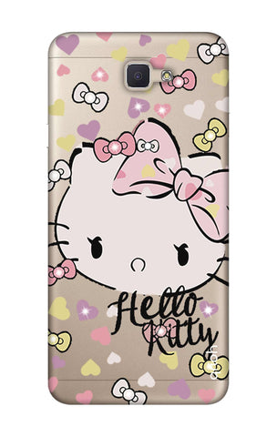 Bling Kitty Samsung J7 Prime Cases & Covers Online
