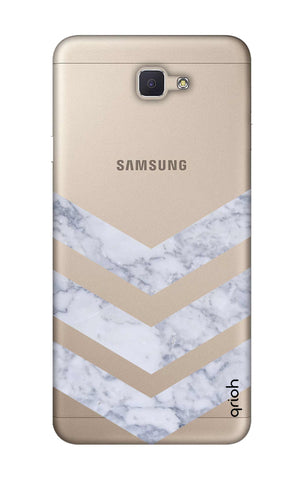 Marble Chevron Samsung J7 Prime Cases & Covers Online