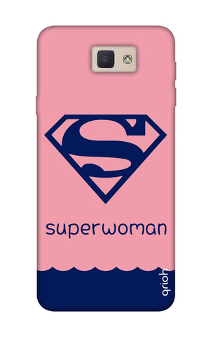 Be a Superwoman Samsung J5 Prime Cases & Covers Online