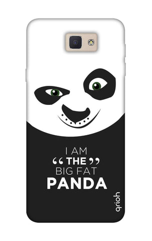 Big Fat Panda Samsung J5 Prime Cases & Covers Online