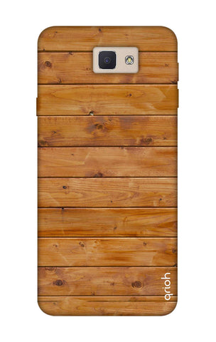 Natural Wood Samsung J5 Prime Cases & Covers Online