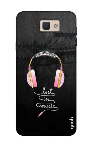 Lost In Music Samsung J5 Prime Cases & Covers Online