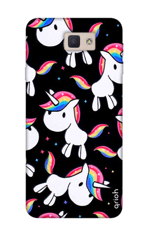 Colourful Unicorn Samsung J5 Prime Cases & Covers Online