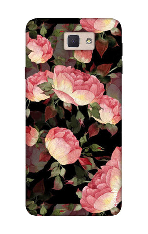 Watercolor Roses Samsung J5 Prime Cases & Covers Online