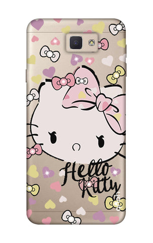Bling Kitty Samsung J5 Prime Cases & Covers Online