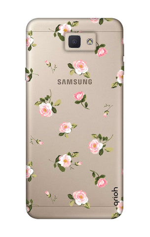 Pink Rose All Over Samsung J5 Prime Cases & Covers Online
