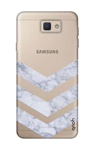 Marble Chevron Samsung J5 Prime Cases & Covers Online