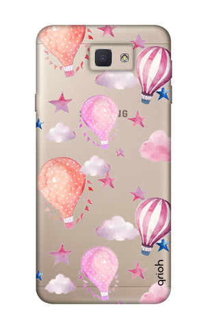 Flying Balloons Samsung J5 Prime Cases & Covers Online