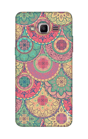 Colorful Mandala Samsung J2 Prime Cases & Covers Online