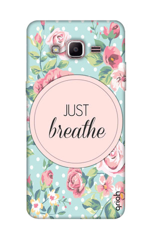 Vintage Just Breathe Samsung J2 Prime Cases & Covers Online