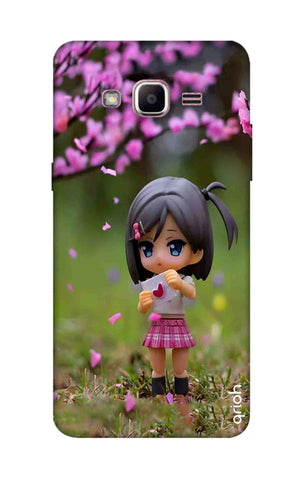 Cute Girl Samsung J2 Prime Cases & Covers Online