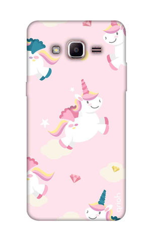 Flying Unicorn Samsung J2 Prime Cases & Covers Online