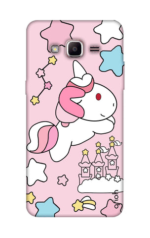 Unicorn Doodle Samsung J2 Prime Cases & Covers Online
