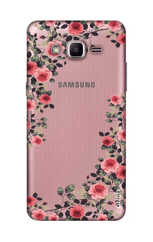 Floral French Samsung J2 Prime Cases & Covers Online