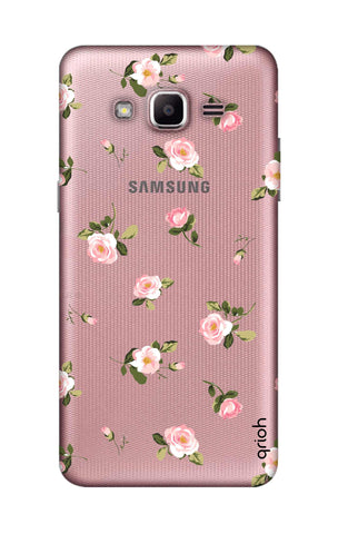 Pink Rose All Over Samsung J2 Prime Cases & Covers Online