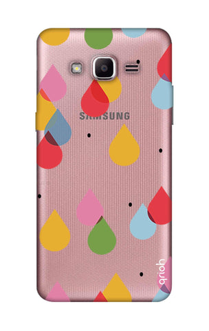 Colourful Drops Samsung J2 Prime Cases & Covers Online