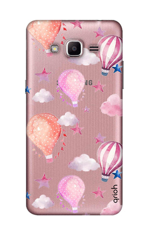 Flying Balloons Samsung J2 Prime Cases & Covers Online